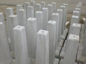 Precast Concrete Footings